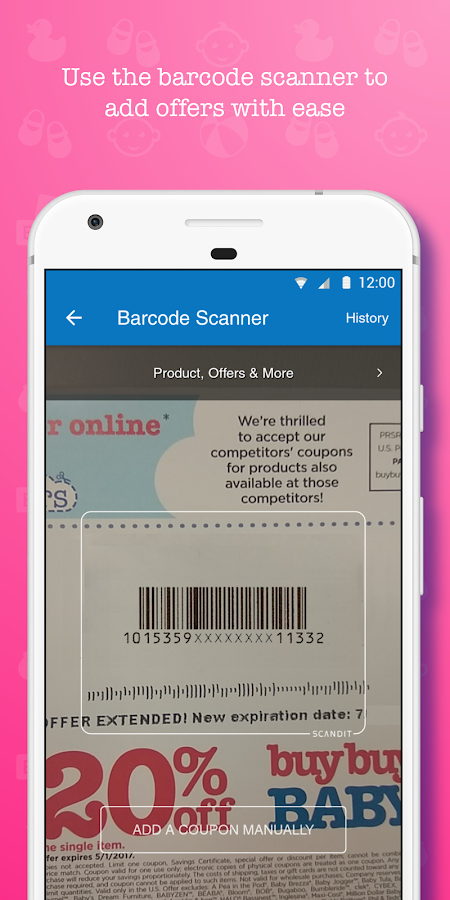 buybuy BABY: Baby Essentials + Registry - Android Apps on Google Play