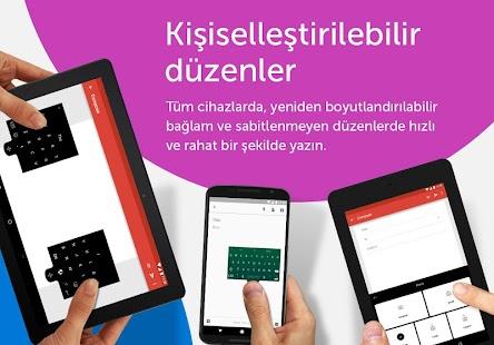 SwiftKey Klavye Screenshot
