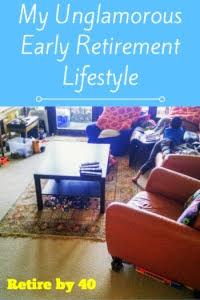 My Unglamorous Early Retirement Lifestyle thumbnail