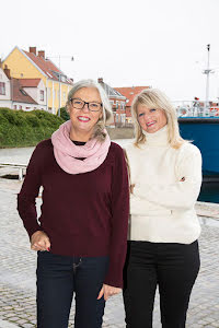 Anne Olofsdotter och Helena Ström