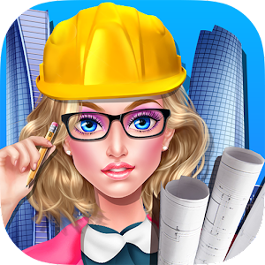 Dream Builder: Architect Girls for PC and MAC