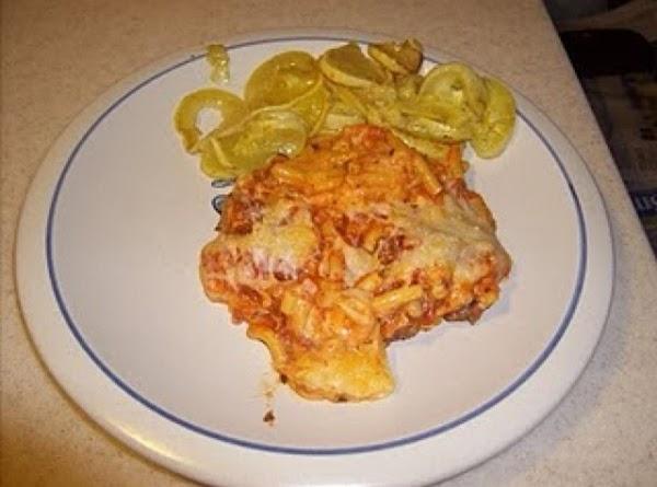 Mac & Cheese Lasagna: Recipe
