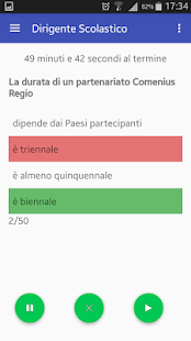 Quiz Dirigente Scolastico- screenshot thumbnail