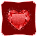 True Love Heart - Applock icon