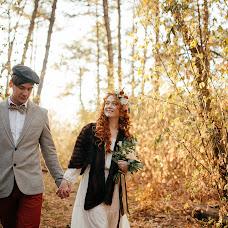 Wedding photographer Natalya Leschenko (mimika). Photo of 22.10.2015