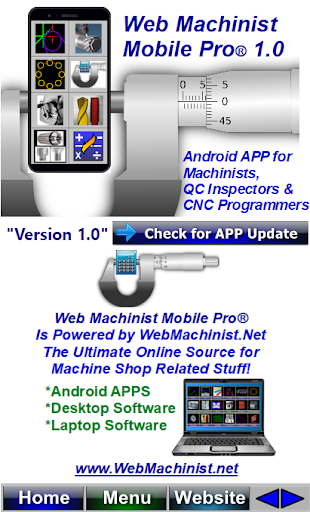Screenshot for CNC Machinist Machine Shop QC Inspection APP in United States Play Store