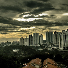 by Said Rizky - Buildings & Architecture Office Buildings & Hotels