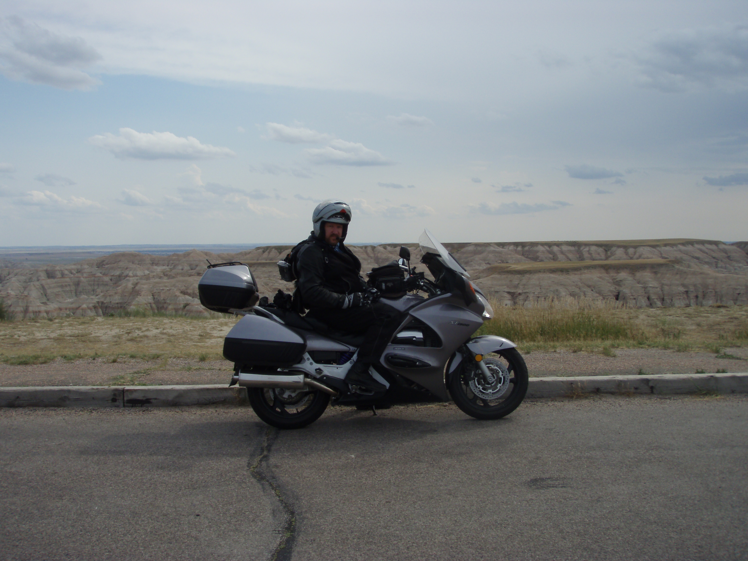 Photo: Badlands National Park South Dakota