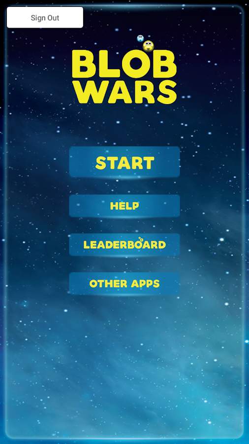 Blob Wars- screenshot