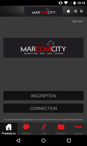 MARCOMCITY