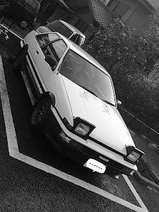 スプリンタートレノ AE86 GT-APEX 2ドア後期ののカスタム事例画像 なかのぶさんの2018年11月16日09:30の投稿