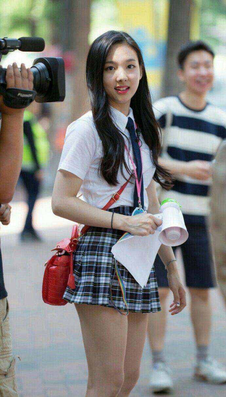 nayeon uniform 2