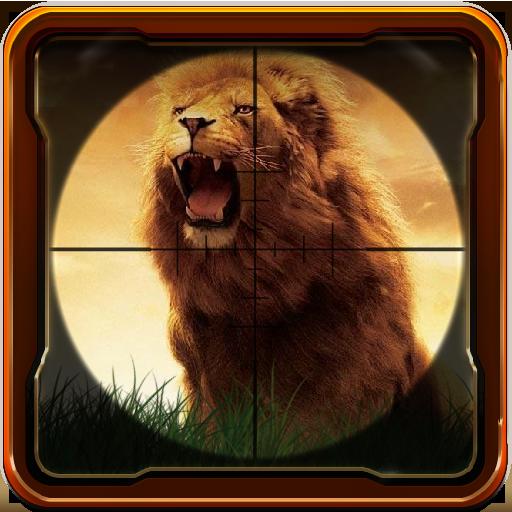 動物ハントジャングルスナイパー 冒險 App LOGO-APP試玩