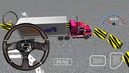 Parking Truck Simulator 2015