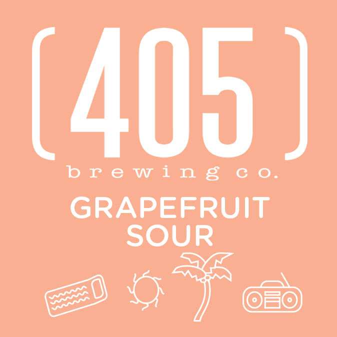 Logo of (405) Grapefruit Sour
