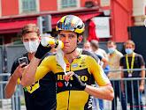 Wout van Aert toont de werkmier in hem tijdens tweede etappe Tour de France