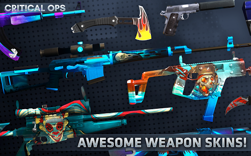 Critical Ops: Multiplayer FPS 1.15.0.f1071 screenshots 18
