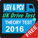 Free LGV & PCV Theory Test UK icon
