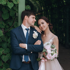 Wedding photographer Valeriya Yarchuk (valeriyarsmile). Photo of 30.09.2018