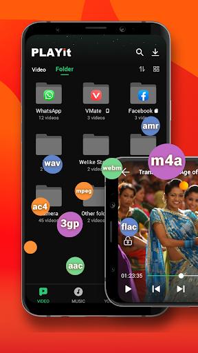 PLAYit - A New Video Player & Music Player 2.3.1.5 screenshots 1