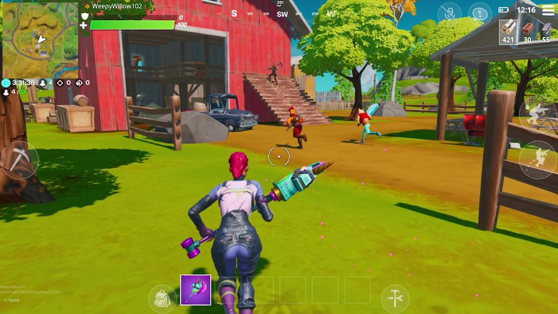Screenshot - Fortnite