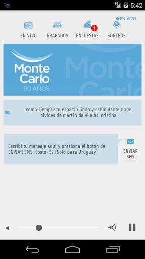 Radio Monte Carlo CX20 - AM930