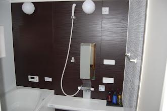Photo: 浴場 新設のお風呂場です。