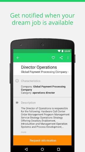Find job offers - Trovit Jobs 4.41.0 screenshots 4