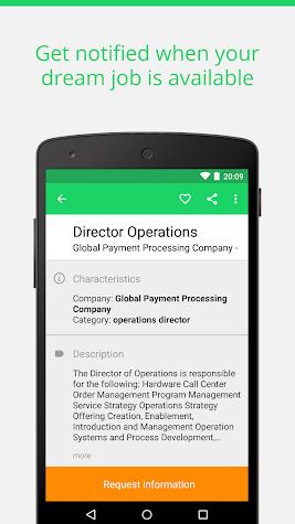 Find job offers - Trovit Jobs Screenshot