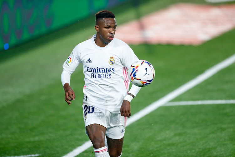 Dans le trou au Real, Vinicius Jr peut compter sur un soutien de choix