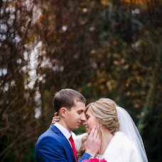 Wedding photographer Lyuda Kuziv (BeautiFull). Photo of 06.11.2016
