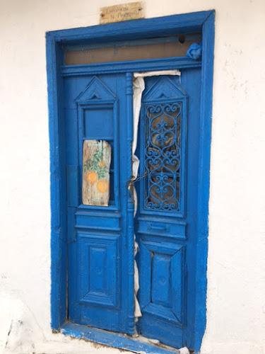 La porta blu di Laura Parodi