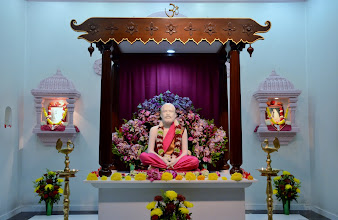 Photo: Saptami Day Thakur's Shrine