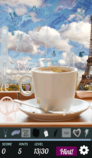 Hidden Object - Coffee Shop- screenshot thumbnail