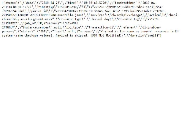 Nested Object JSON Parser