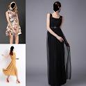 Girls Fashion Dress Photo icon