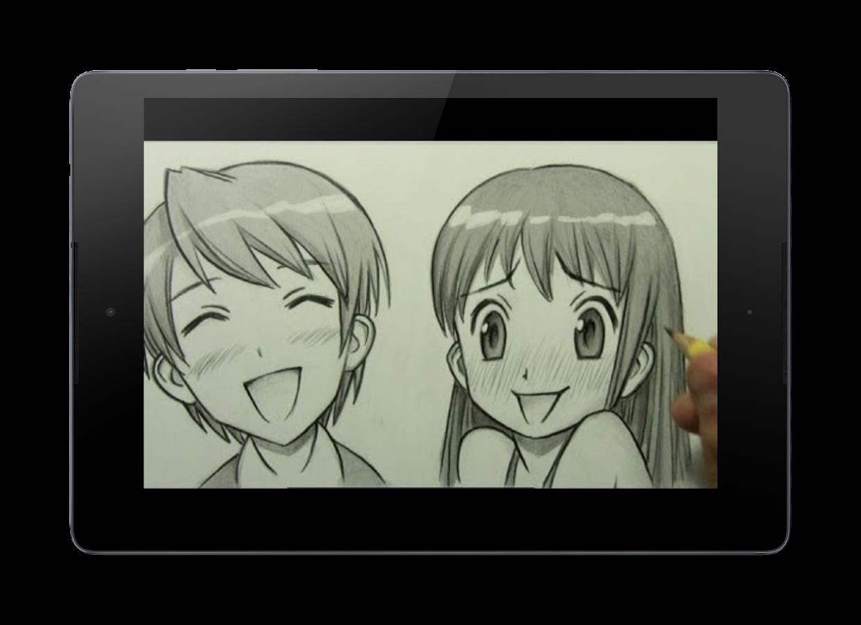 How To Draw Manga Screenshot