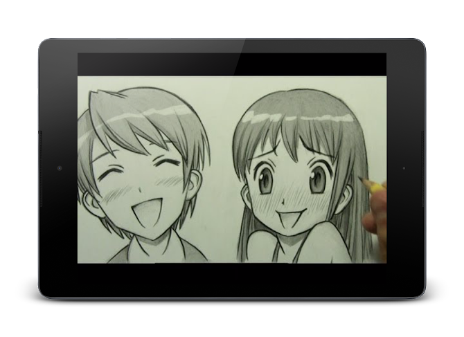 How to Draw Manga Android 9