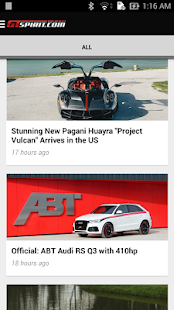 GTspirit - Cars & Luxury News- screenshot thumbnail