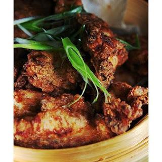 Five Spice Chicken.