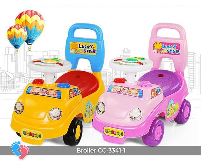 Xe chòi chân đồ chơi Broller CC-3341-1 1
