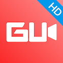 GU Screen Recorder with Sound, Clear Screenshot icon