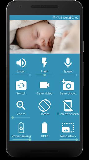 BabyCam - Baby Monitor Camera 1.85 screenshots 2