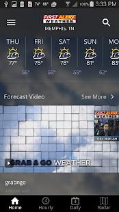 Action News 5 Memphis Weather APK image thumbnail 1