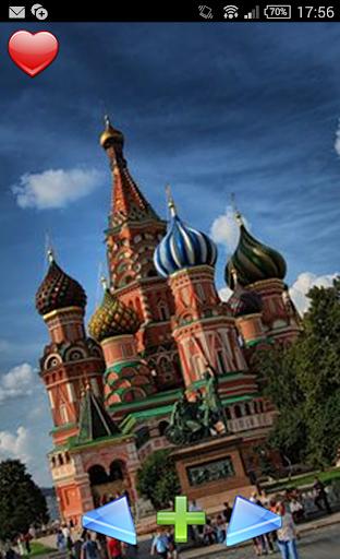 莫斯科。最好的照片。