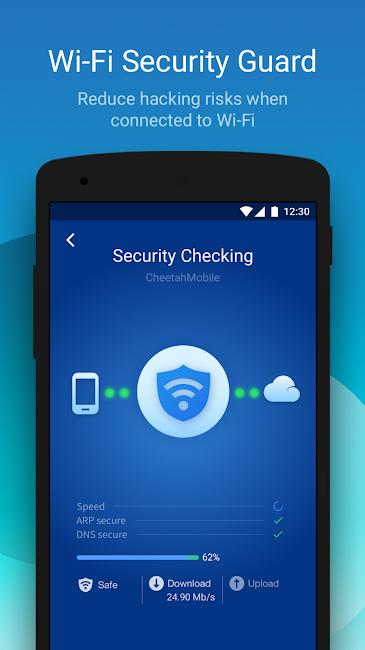 #7. CM Security AppLock AntiVirus (Android)