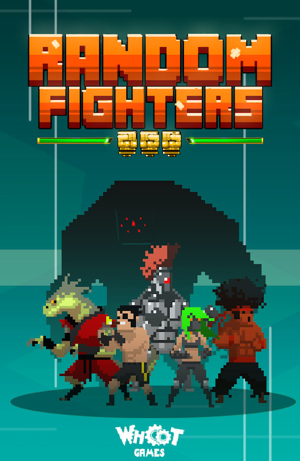Random Fighters- screenshot