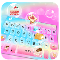Colorful Bubbles Keyboard Theme icon
