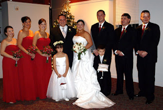 Photo: Larkin's on the River 12/09- ~ www.WeddingWoman.net ~
