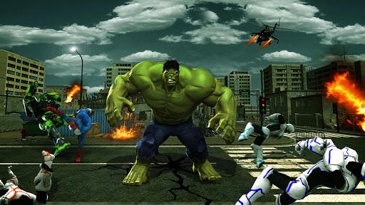 Futuristic War of Robots Transform Superhero Fight 1.0.2 screenshots 2